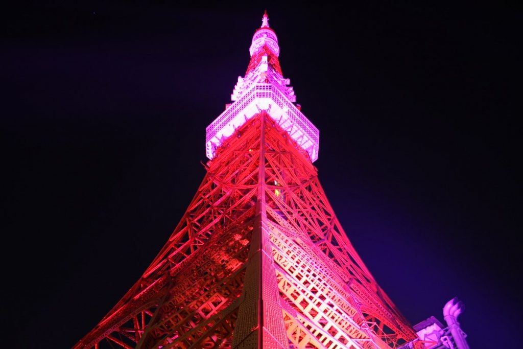 Tokyo-tower_pink-ribon
